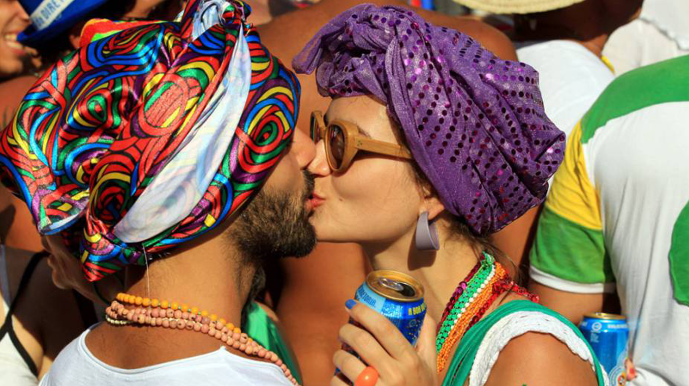 San Valentin: Un amor de carnaval