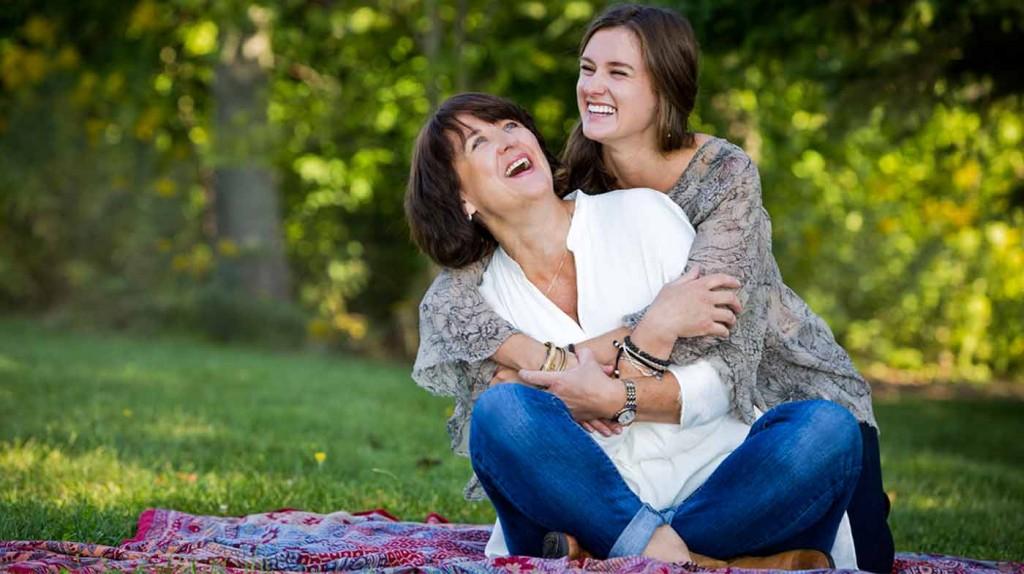 Ayuda a mamá en la menopausia